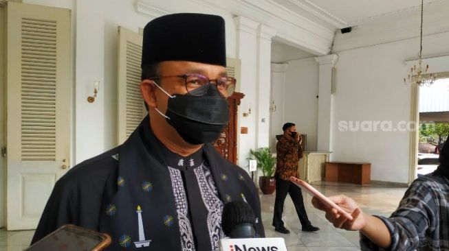 Anak Buah Jokowi Kritik Kebijakan PSBB Total Anies, Gerindra: Aneh!
