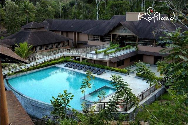 eco friendly resorts kerala
