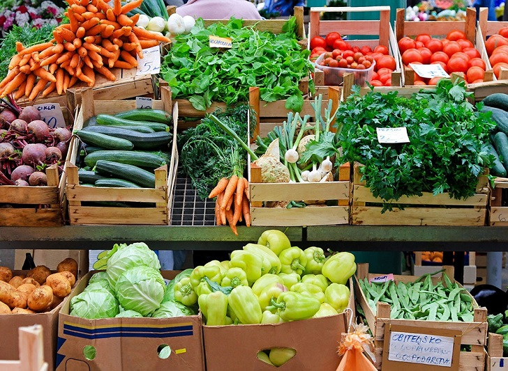 Healthy Vegetables: Enjoying the best foods given to humanity!
