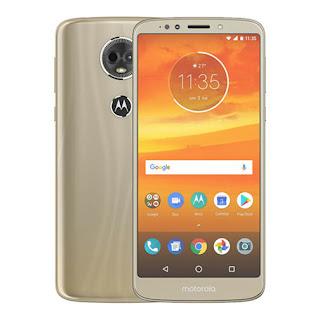 هاتف موتورولا موتو E5