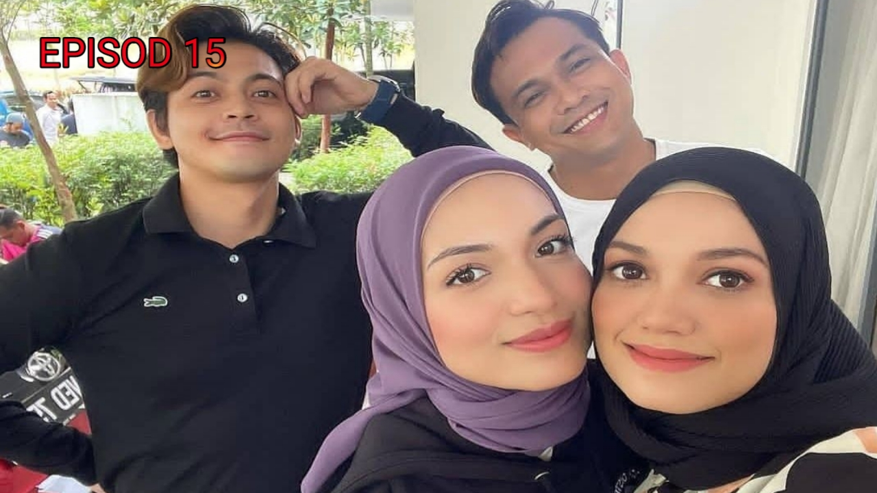 Tonton Drama Sabarlah Duhai Hati Episod 15 (Akasia TV3)