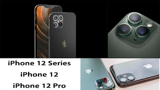 iPhone 12 Series - Pricing in India || Specifications and Launch Date (Expected)
