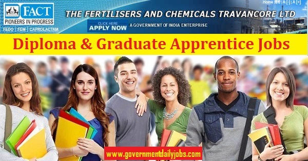 FACT Recruitment Graduate & Diploma Apprentices 2020