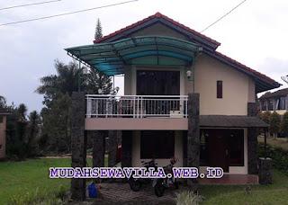 Villa Low Budget Di Lembang Pas Untuk Satu Keluarga