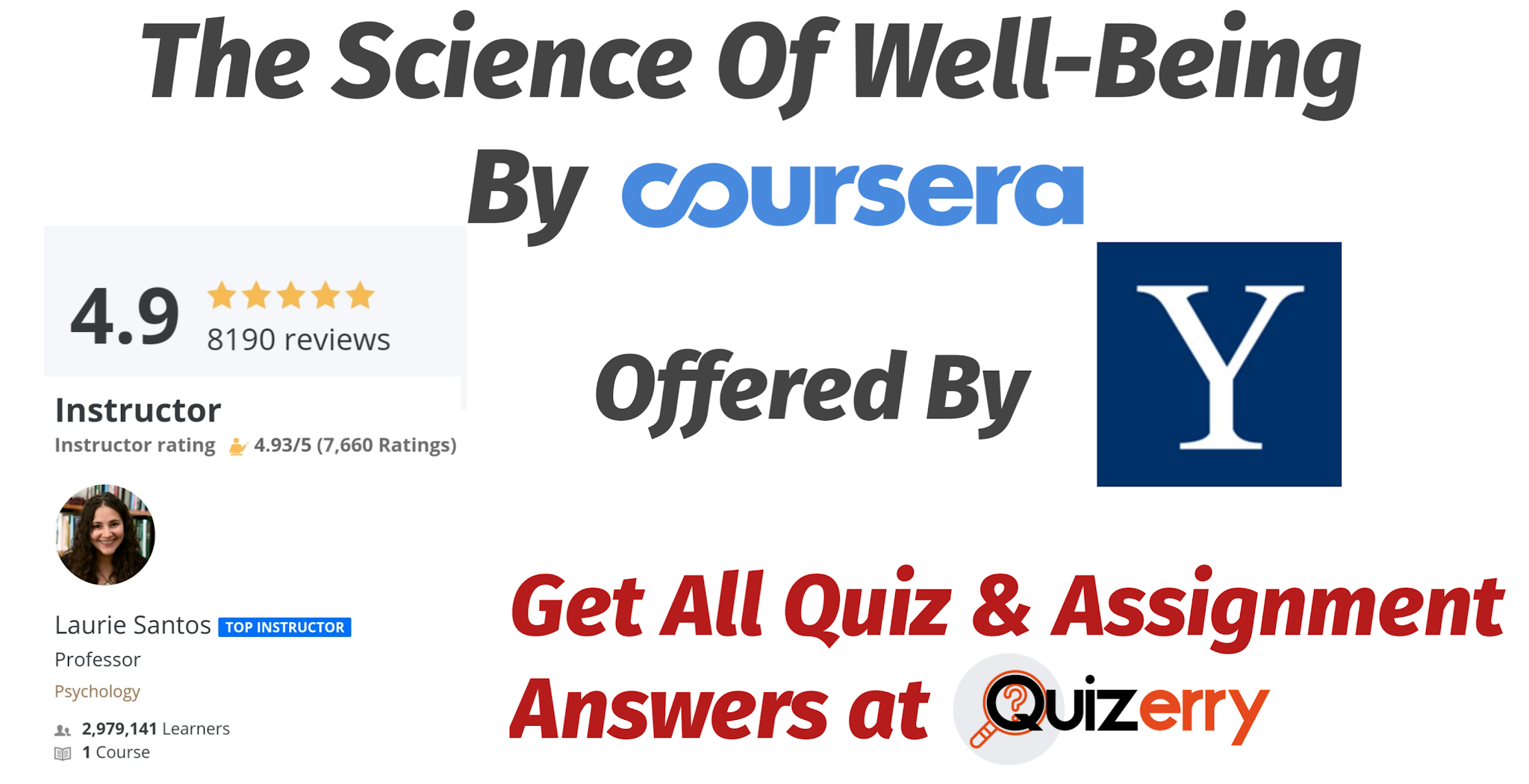 The Science Of Well-Being Coursera Quiz Answers