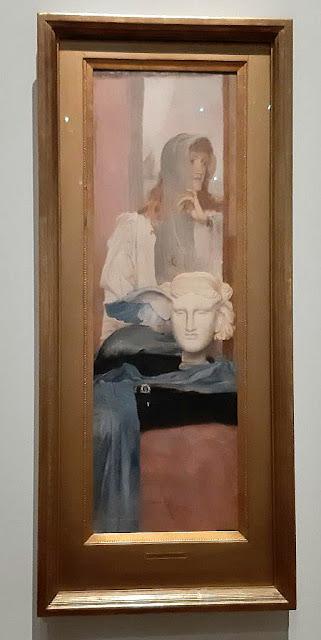 Exposition Fernand Khnopff Petit Palais Paris Retrospective