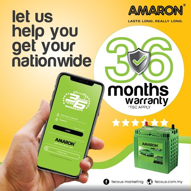 Amaron Battery, Amaron, Car Battery,Tips How to Choose Car Battery, Tips Keep Your Car Healthy, Car Maintenance Tip, Best Car Battery, Zero Maintenance, Movement Control Order, Lockdown, Car