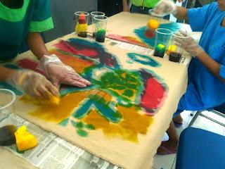 RSJ Plus Sembuhkan Pasien Gangguan Jiwa dengan Terapi Seni