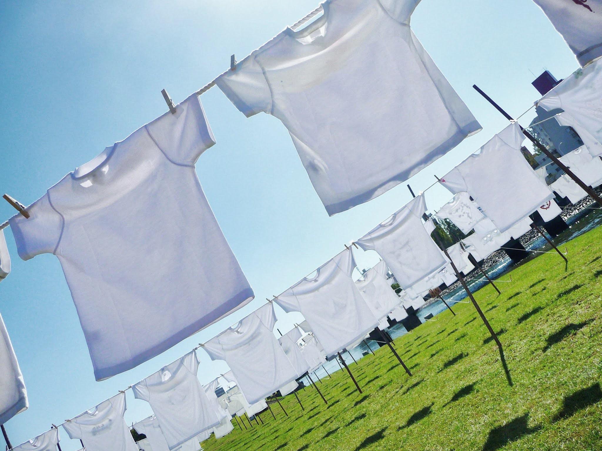 夏,青空,Tシャツ,爽やか,青,Summer, blue sky, t-shirt, refreshing, blue