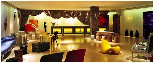 Sanderson Hotel London Addreb
