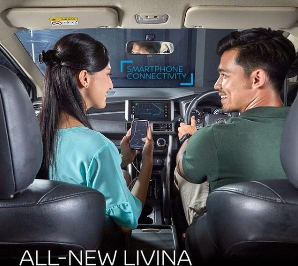 Feature Nissan Livina