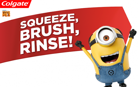mōdƏs vi' vendē: Make Brushing More Fun with Minions!