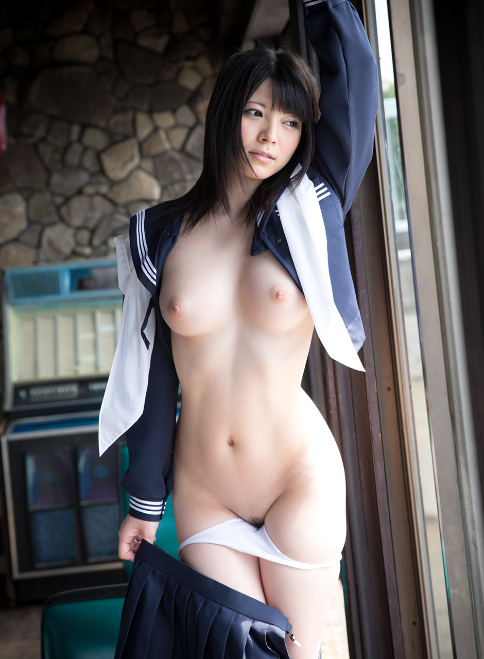 Sexy School Girl Asian