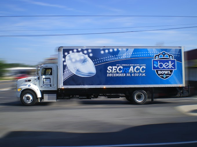 9 Reasons Why Wrap is a Better Choice for Your Commercial Truck Than a Custom Paint Job