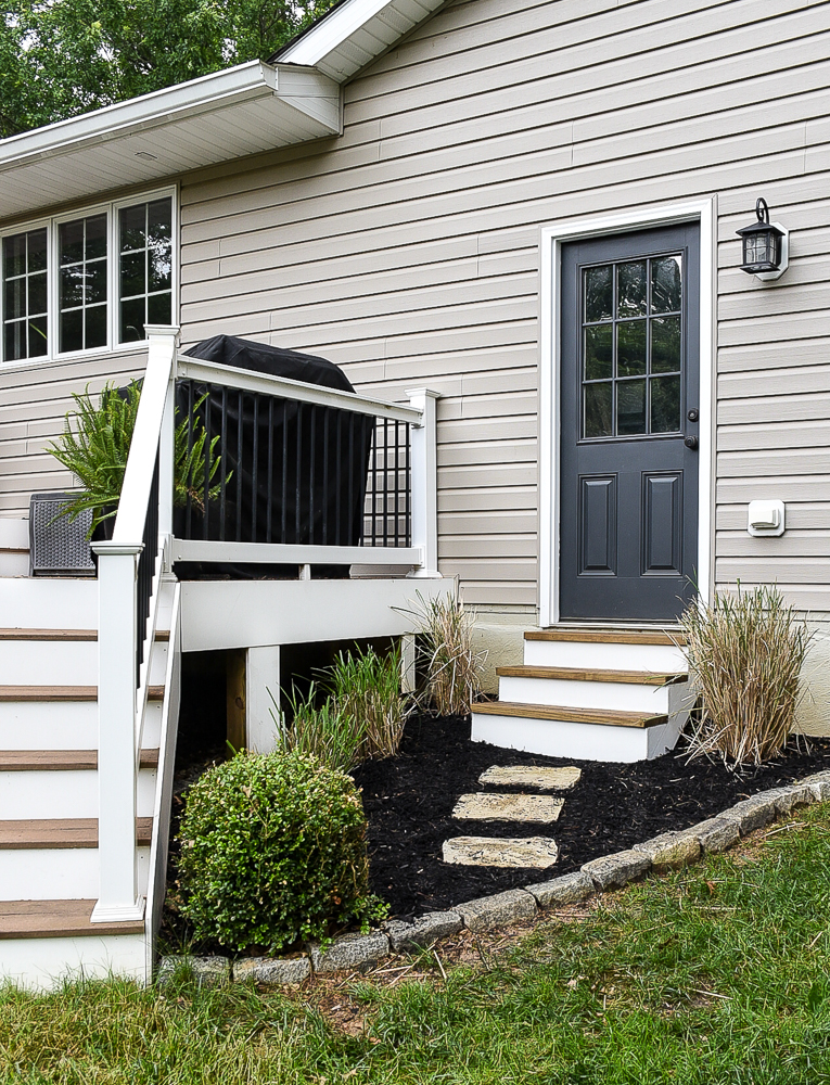 Outdoor budget-friendly makeover