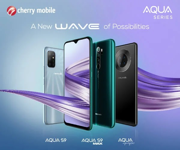 Cherry Mobile Aqua S9 Series