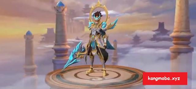 Script Skin Epic Zilong Glorious General Full Effect Mobile Legends