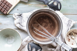 Chocolate pudding recipe 2
