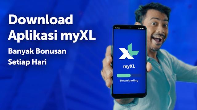 Pakai Aplikasi myXL untuk Nikmati Berbagai Keunggulannya