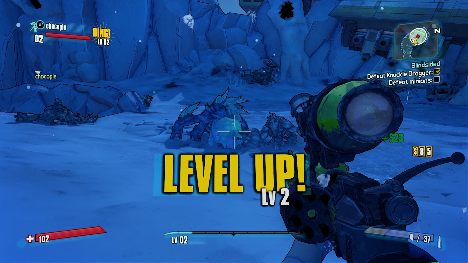 borderlands 2 weapon codes level 613