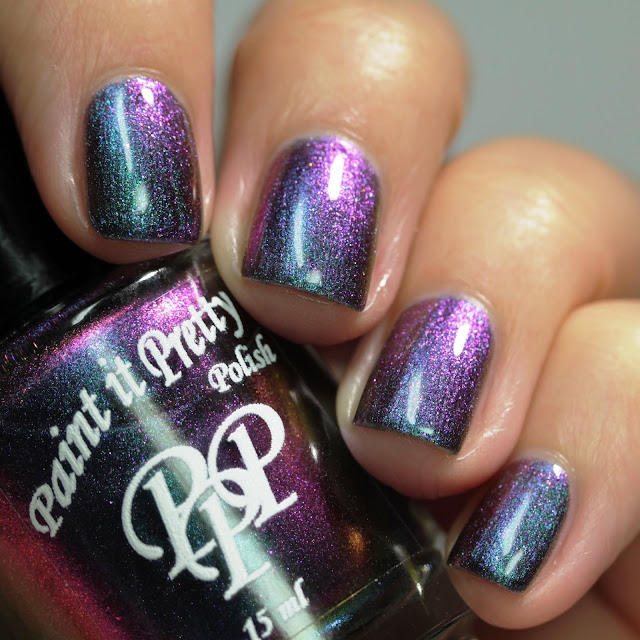 Paint It Pretty Polish Not The Birdy Boiler swatch by Streets Ahead Style