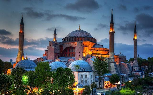 Το «τάμα» Ερντογάν στην Αγία Σοφία