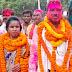 रजौन पंचायत से रेखा देवी ने की मुखिया पद के लिए नामांकन पत्र दाखिल