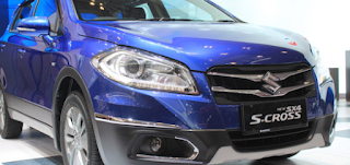 SUV Terbaru Harga Suzuki sx4 Diluncurkan di Indonesia