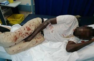 Δολοφονική ρατσιστική επίθεση κατά μετανάστη κοντά στο Πάντειο