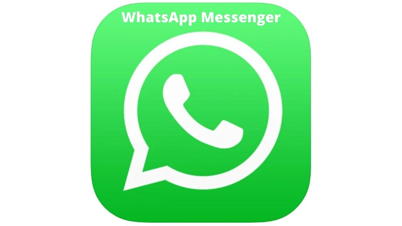 WhatsApp Messenger Download Version 2.2134.10.0 for Windows