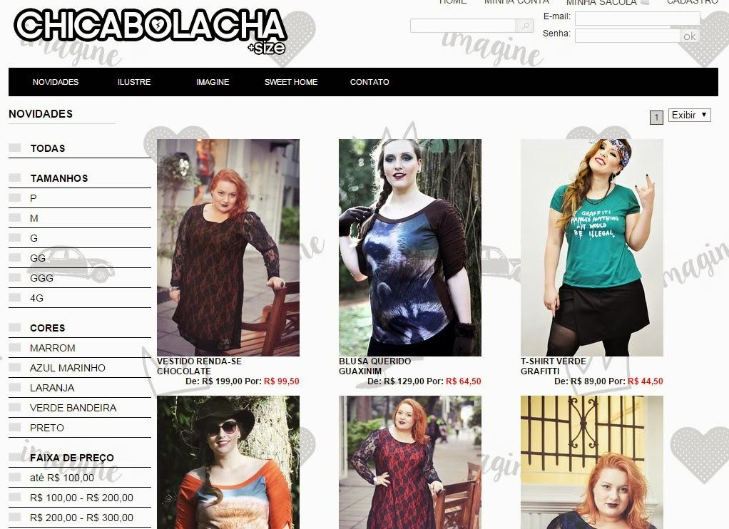 19a057226 7) Chica Bolacha Site  http   www.lojachicabolacha.com.br