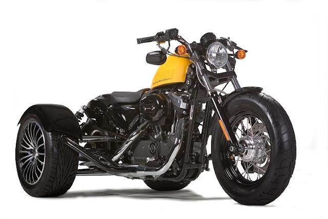 Sporty Trike