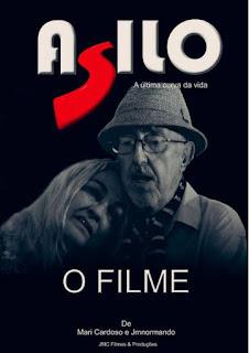 Filme ASILO A Última Curva da Vida vai encerrar o Santos Film Fest - Festival Internacional de Santos