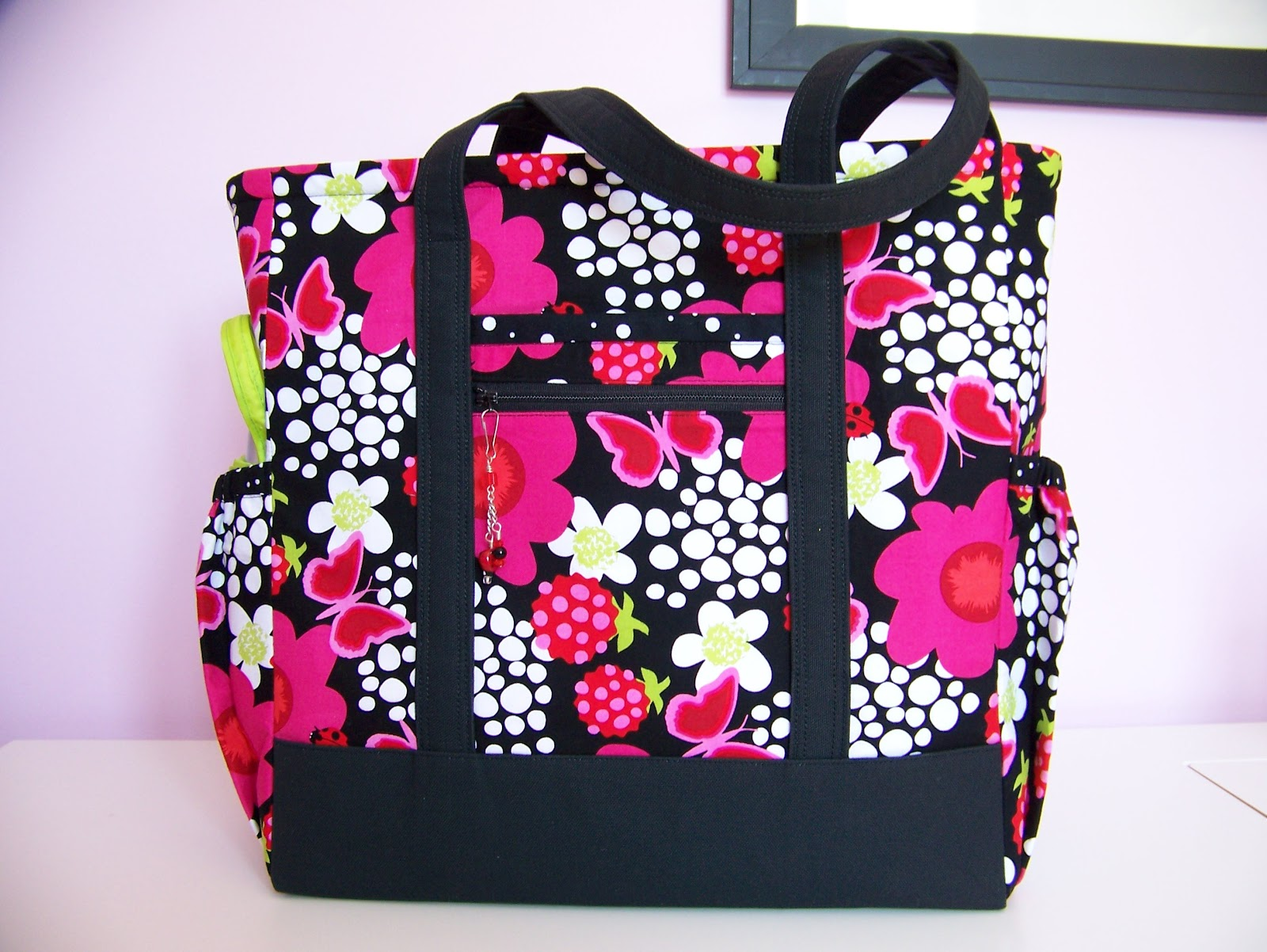 dff5c6532137 the momoo  Professional Tote