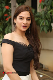 Telugu Actress Tanya Hope Stills at Appatlo Okadundevadu Audio Launch  0063.JPG