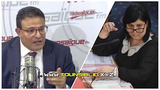 """(بالفيديو) رفيق عبد السلام: هنالك محاولات منهجية لترذيل البرلمان   """"وعبير موسى مكلفة بأداء مهمة تخريبية قذرة و الإنتقام من تونسيين"""