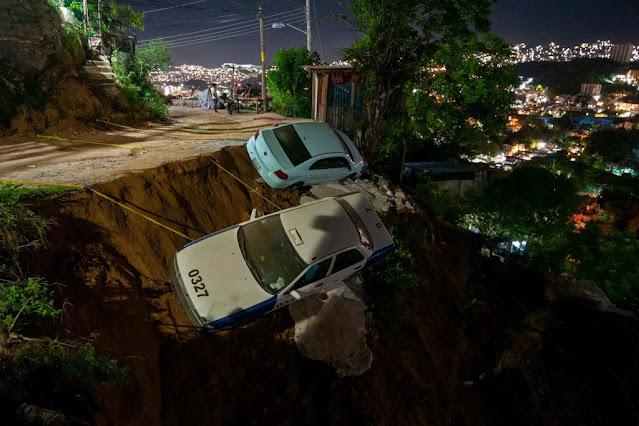 Terremoto em Acapulco, México