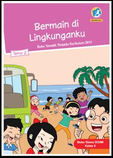 download gratis buku tematik kelas 2 tema 2