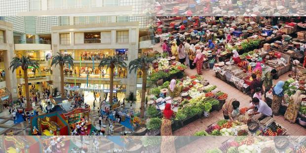 Bacaan Doa Masuk Pasar / Mall Sesuai Sunnah