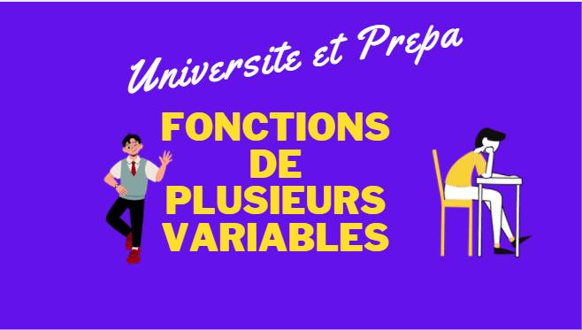 fonctions-plusieurs-variables
