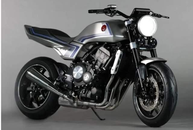 Honda CB F Concept 1