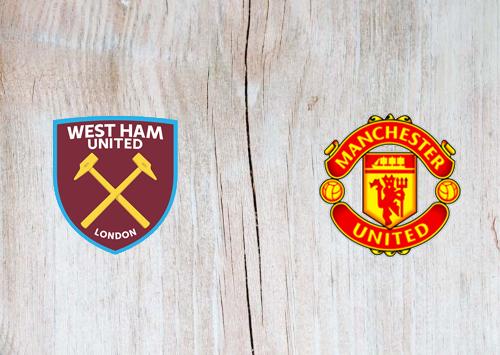 West Ham United vs Manchester United -Highlights 05 December 2020