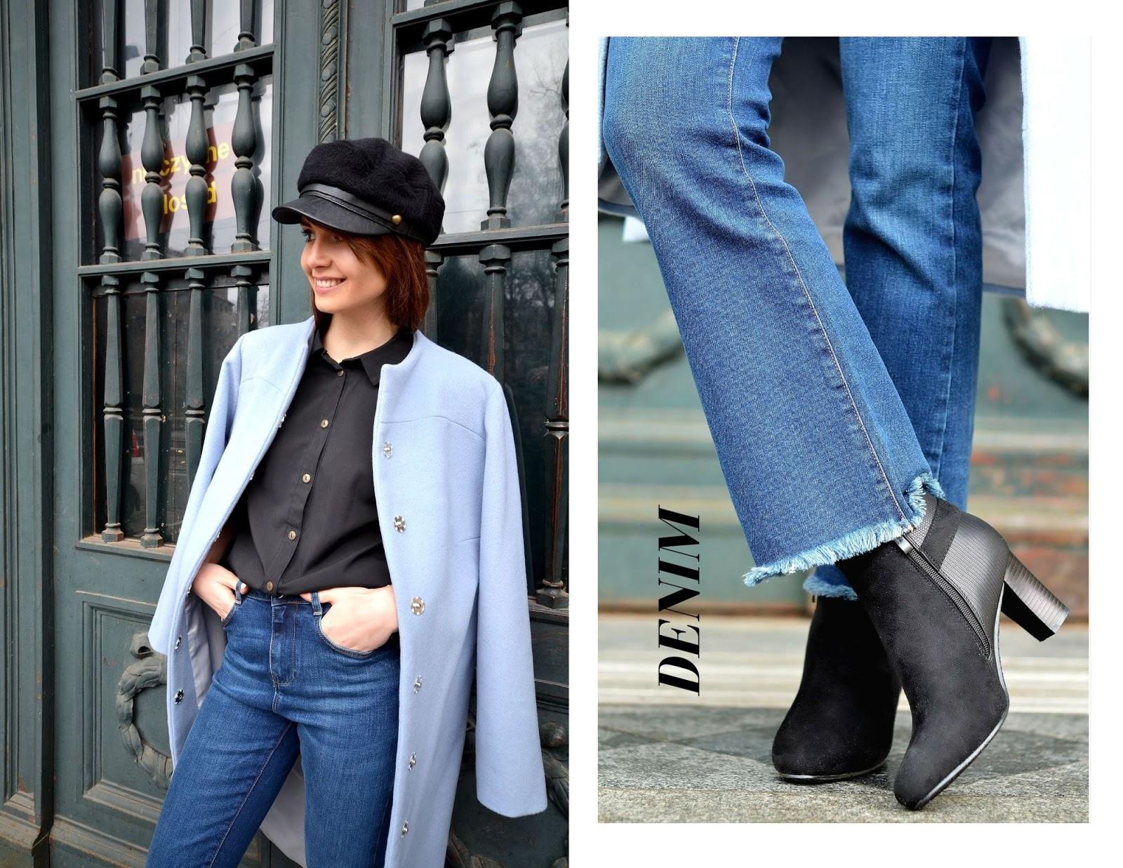 blogi modowe | blog lifestylowy | cammy blog | spodnie do kostek | phillip lim | skorzana torebka | czarna koszula