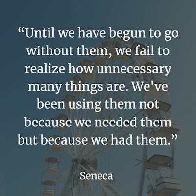 Seneca best sayings