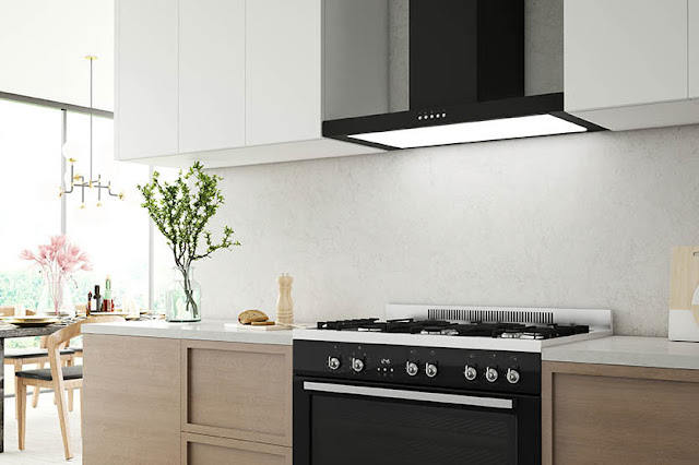Perfect Built-in Stove