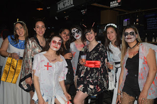 Halloween Party 2019. Encuentro Friki. Cosplay.