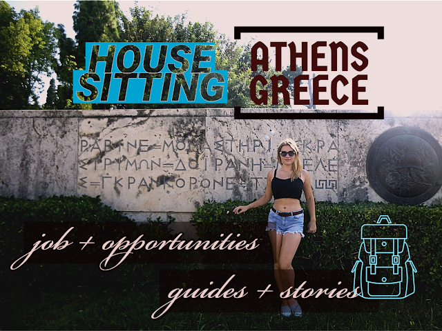 house sitting greece