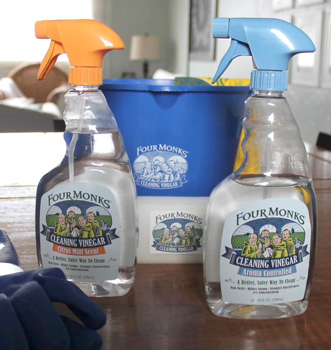 The Craft Patch: Cleaning With Vinegar