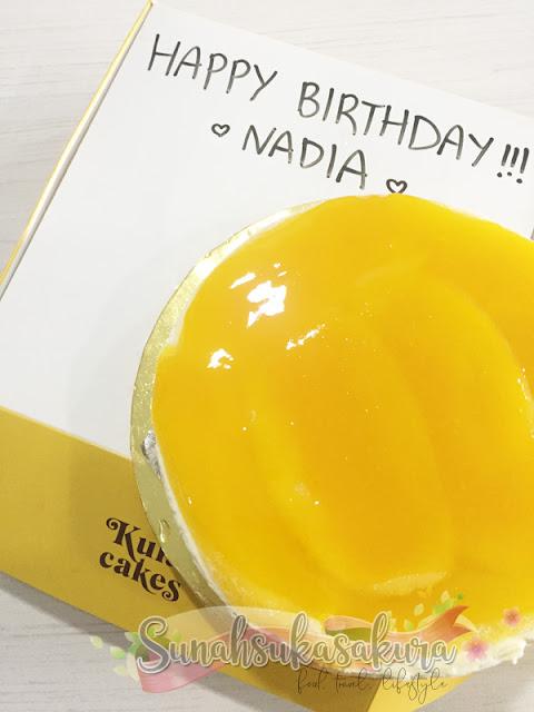 Happy 34th Birthday Kak Nadia!