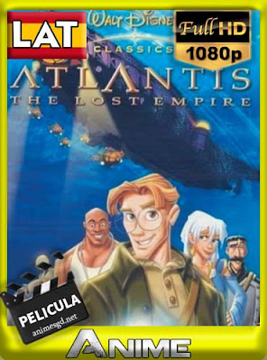 Atlantis El Imperio Perdido 2001 HD [1080p] Latino [Mega] BerlinHD